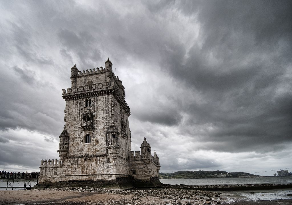 Belem Tower, Lisbon (Portugal), 2010