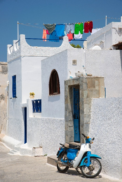Thira, Santorini (Greece), 2015