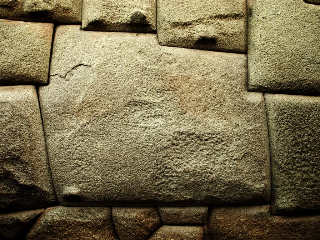 Stone of the twelve angles, Cuzco
