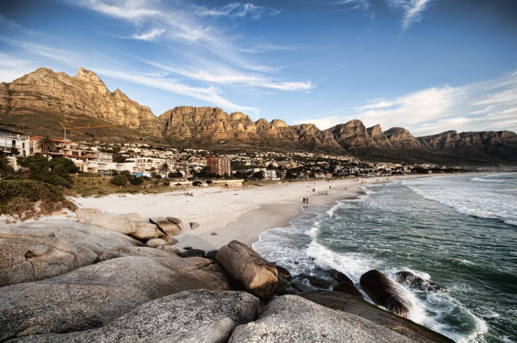 Cape Town, Camps Bay and the Twelve Apostles