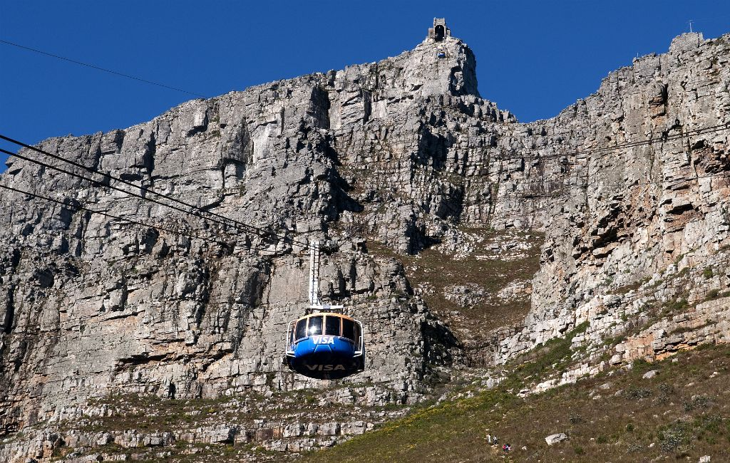 Cape Town, Table Mountain cable car