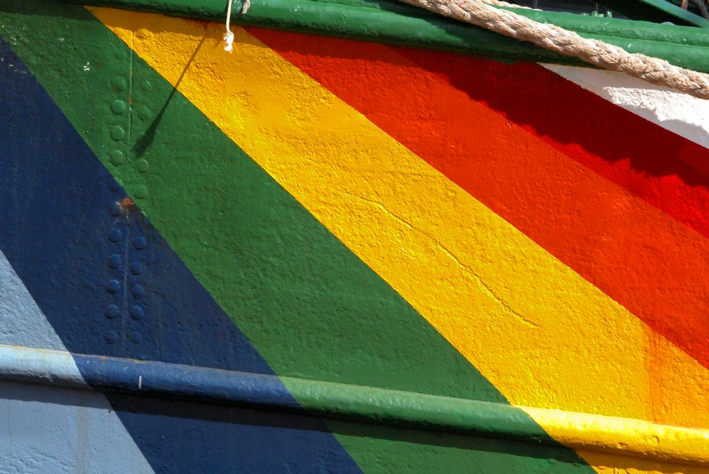 Rainbow Warrior (Greenpeace), 2003